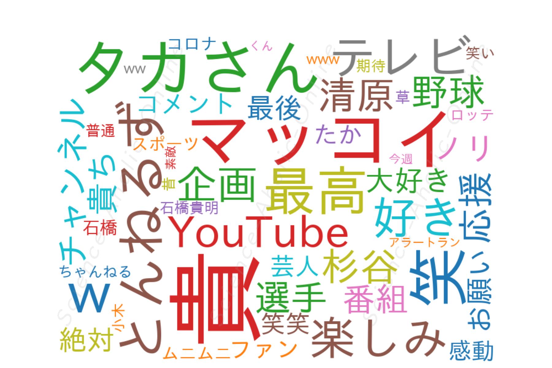 wordcloud_貴ちゃんねるず